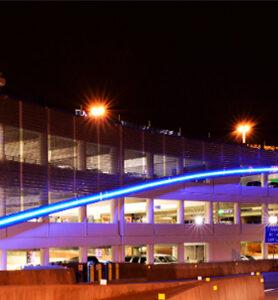 Terminal A Enhanced Parking Garage and Connector Bridge