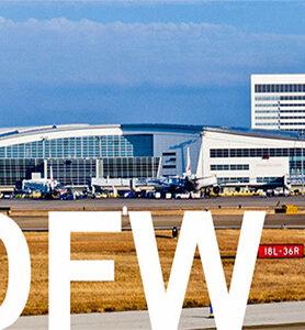 DFW Airport Terminal E Extension