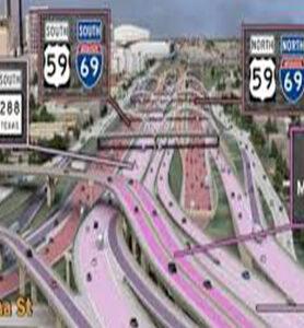 North Houston Highway Improvements Project Segment 3