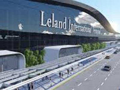 Mickey Leland International Terminal D