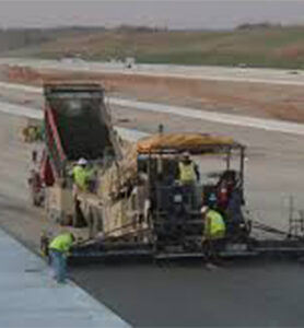 Roller Compacted Concrete Pavement